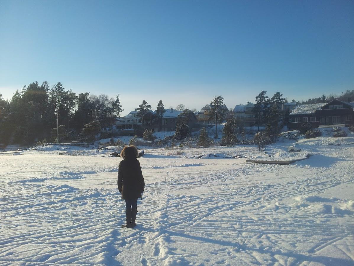 Eilin på isen