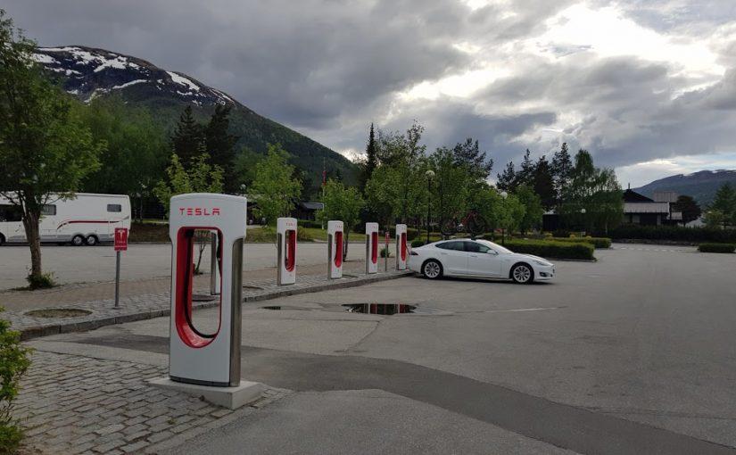 Billigbilen Tesla