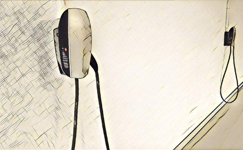 Lastbalansering på Tesla Wall Connector