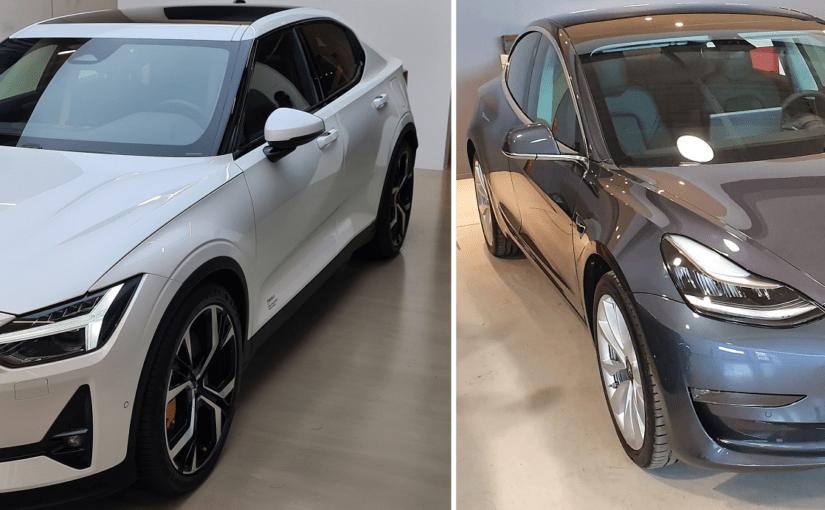 Polestar 2 eller Model 3, fordeler og ulemper